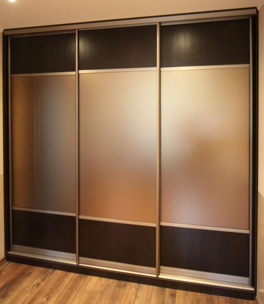 Встроенный шкаф купе в саратове - цена, фото.